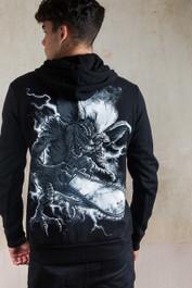 Gremlin Fleece Hood