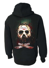 Jason Fleece Hood