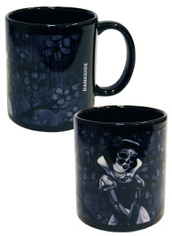 Snow White Skeleton Mug
