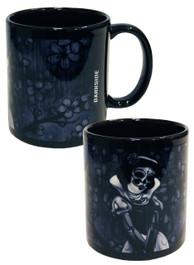 Snow White Skeleton Mug