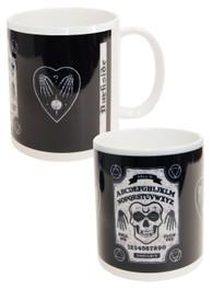 Ghoul Ouija Board Mug