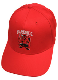 Darkside Devils Own Red Snapback Cap