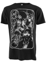 Monster Mash Up Mens T Shirt