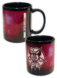 Mickey 666 Cathedral Mug