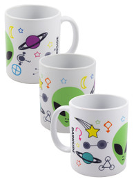 Alien Symbols Mug