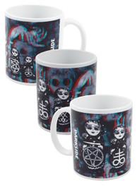 Gothic Russian Doll Mug