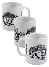 Hate Or Date Tattoo Mug