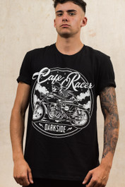 Cafe Racer Mens t Shirt