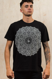 Mandala Mens T Shirt