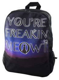Freakin Meowt Backpack