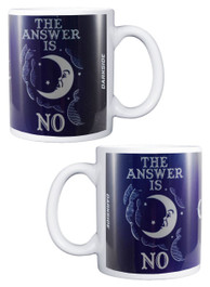 The Answer Is No Ouija Board Mug