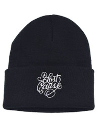 A Lost Cause Beanie Hat