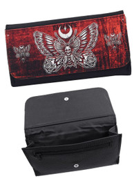 Death Moth Womens Purse
