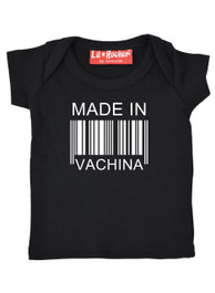 Made In Vachina Baby T Shirt