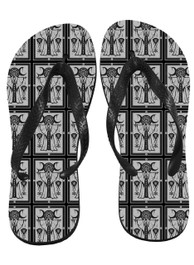 Cult Priest Flip Flops