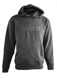 Darkside Flash Embroidered Pullover Hood Black