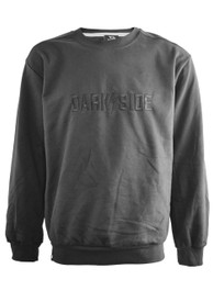 Darkside Flash Embroidered Sweatshirt Black