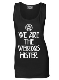 We Are The Weirdos Mister Unisex Cotton Vest