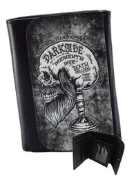Memento Bearded Skull Wallet