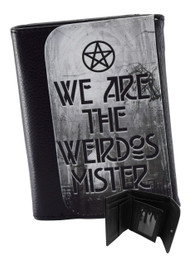 We Are The Weirdos Mister Wallet