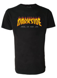 Darkside Flame Mens T Shirt