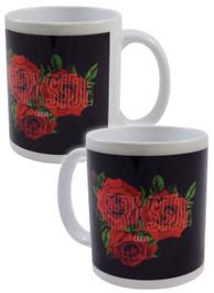 Darkside Roses Mug