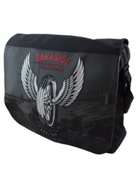 Wing Wheel Messenger Bag
