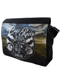 Cafe Racer Messenger Bag