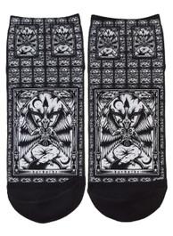 Baphomet Short Socks