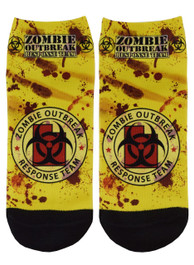 Zombie Response Team Short Socks