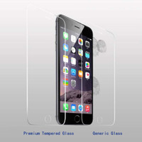 "Apple iPhone 6 / 6S 4.7"" Tempered Glass Screen Protector - 4"