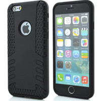 "Black Rocket  Heavy Duty Defender For Apple iPhone 6 / 6S 4.7"" Version - 1"