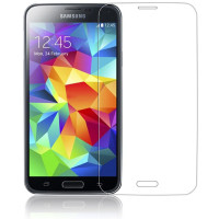 Samsung Galaxy S5 Mini Tempered Glass Anti-Scratch Screen Protector - 2