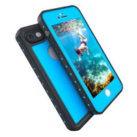 Apple iPhone 7 Plus Waterproof Dirtproof Shock Proof Case - Sky Blue