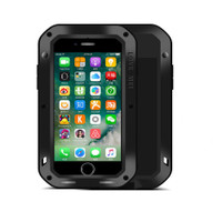 Black Apple iPhone 5 / 5S / SE Water Resistant Shockproof Heavy Duty Case Cover -1