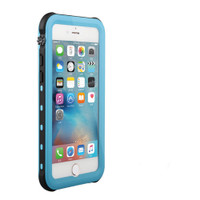 Sky Blue Waterproof Dirtproof Defender Smart Case Cover For Apple iPhone X - 1