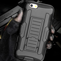 Apple iPhone 8 Military Future Armor Heavy Duty Defender Case - 1