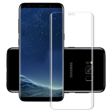 Samsung Galaxy S9 3D Curved Tempered Glass Film Screen Protector