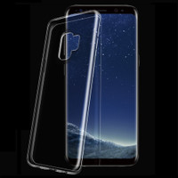 Samsung Galaxy S9 Ultra Slim TPU Clear Gel Case Cover