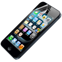 Clear LCD Screen Protector for Apple iPhone 5, 5C, 5S and SE