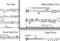 Lindsey Stirling Signature Album - VIOLA Sheet Music Package