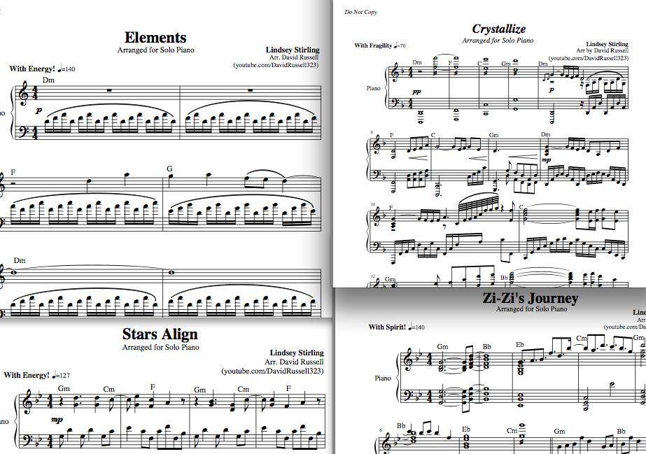 Elements Orchestral Verison by Lindsey Stirling on