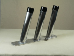 Rod Station Triple Rocket Launcher Rod Holder
