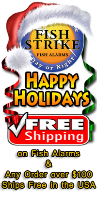 Fish Strike Fishing Sale Banner