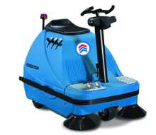 Ride on Sweeper HanseLifter