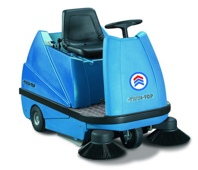 HanseLifter TTE-1100 Ride on Sweeper