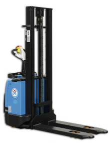 Electric Pallet Stacker - 1000kg lifting capacity - E1032B