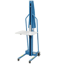 HanseLifter MES100-15 : 100kg - 1.5m Mini Lift / Work Positioner
