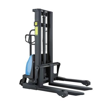 HanseLifter 1500kg Semi Electric Straddle Pallet Stacker