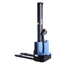 1000kg Mono Mast Electric Pallet Stacker